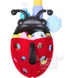 Boon Контейнер для игрушек для ванной комнаты, с 3 лет
