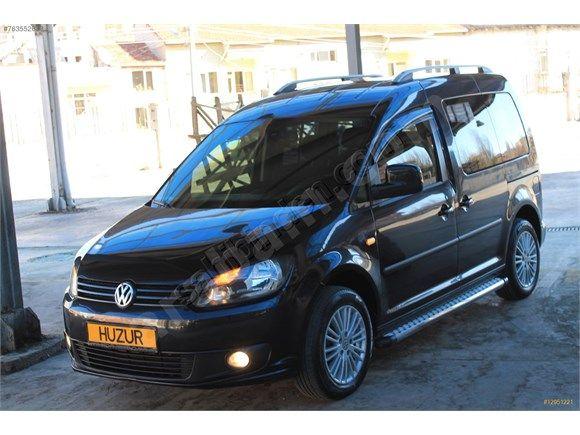 Boyasiz 2015 Vw Caddy 1 6 Tdi Team Dsg 102 Ps 145 Bin Km 2020 Volkswagen Araba Otomobil