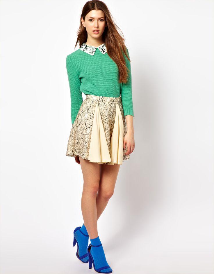 Fashion Trend Alert - Skater Skirts