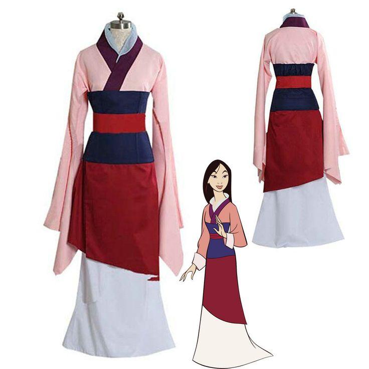 mulan pink dresses - 736×736
