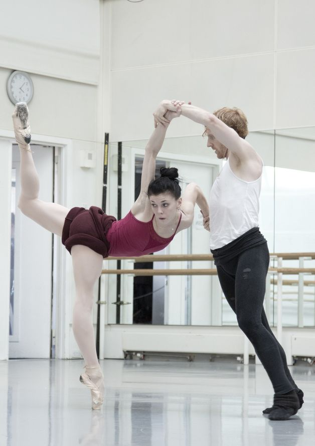 BBC Four presents Woolf Works, Wayne McGregor's ballet inspired by the writings of Virginia Woolf, performed by The Royal Ballet on 9 July, 7pm