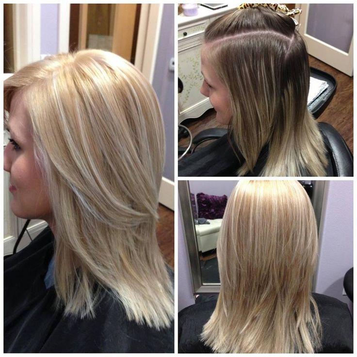 Groovy 1000 Images About New Blonde On Pinterest Miranda Lambert Short Hairstyles Gunalazisus