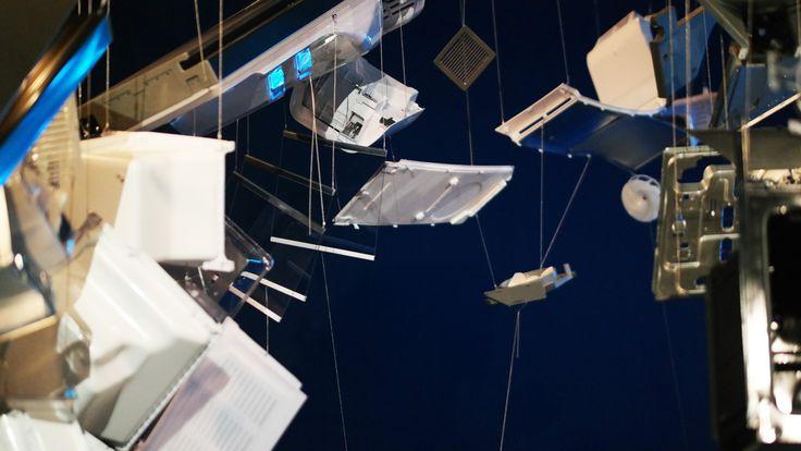 Elettrodomestici a pezzi (Samsung)