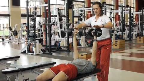 How Alabama Softball Builds Bat Speed and Hand Coordination with DB Bench