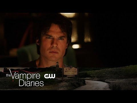 The Vampire Diaries | We Have History Together Scene | The CW - YouTube