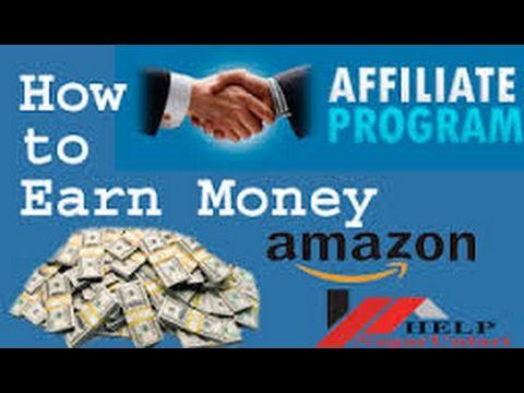 How To Earn Unlimited  Money   From Amazon Online AFFILIATE PROGRAM https://i.ytimg.com/vi/ljuM5mxbIHo/hqdefault.jpg