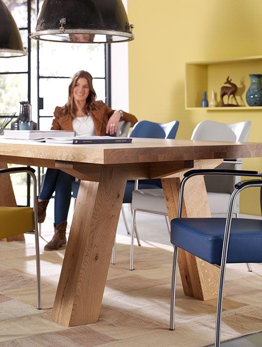 Een tafel in zijn puurste vorm.