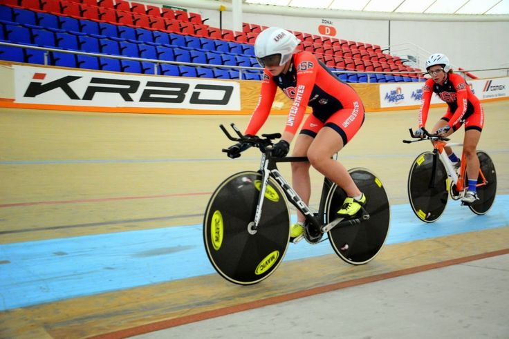 Inicia el Festival Olímpico Panamericano de Ciclismo Pista 2014 ~ Ags Sports