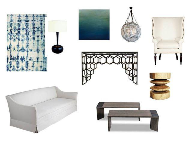 Christina Fluegge of greige creates a casual lux design