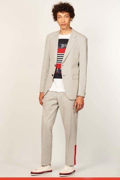 fe97746b727e Tommy Hilfiger Spring 2017 Menswear Fashion Show in 2019