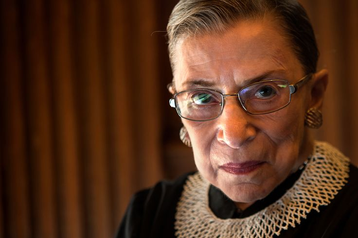In an exclusive interview with msnbc, the Supreme Court justice describes her life's work and her views on abortion, race, and the broken Congress.