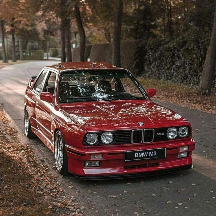 BMW E30 M3 (1985–1992) It is unusual that a car designed simultaneously to be dominant on the track could also be so successful as a road car. The o...