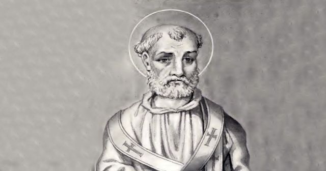 St. Cletus, the third Pope, governed the Roman Church from about 76 to about 88 during the reigns of the Emperor Vespasian and of Domitian.