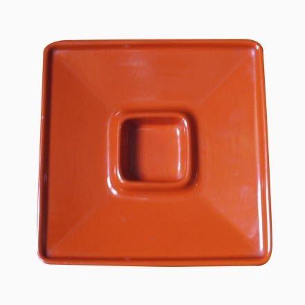 Aschenbecher aus Keramik in Orange von Mangiarotti Jetzt bestellen unter: https://moebel.ladendirekt.de/dekoration/accessoires/?uid=db37d05e-c931-5310-b78d-e58a69136ed1&utm_source=pinterest&utm_medium=pin&utm_campaign=boards #accessoires #dekoration
