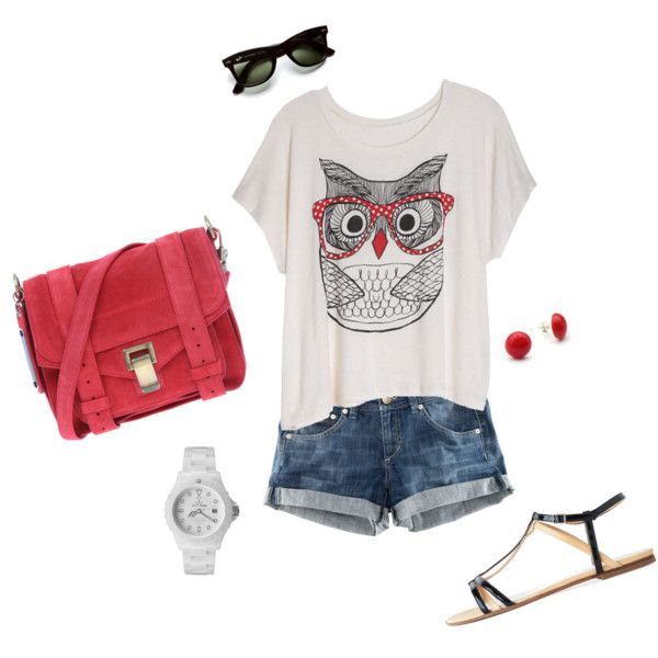 My first Polyvore outfit!