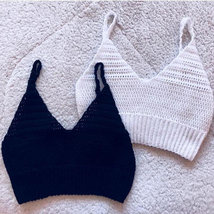 Cute New Crochet Top Pattern ideas for New Season 2019 – Beauty Crochet Patterns…