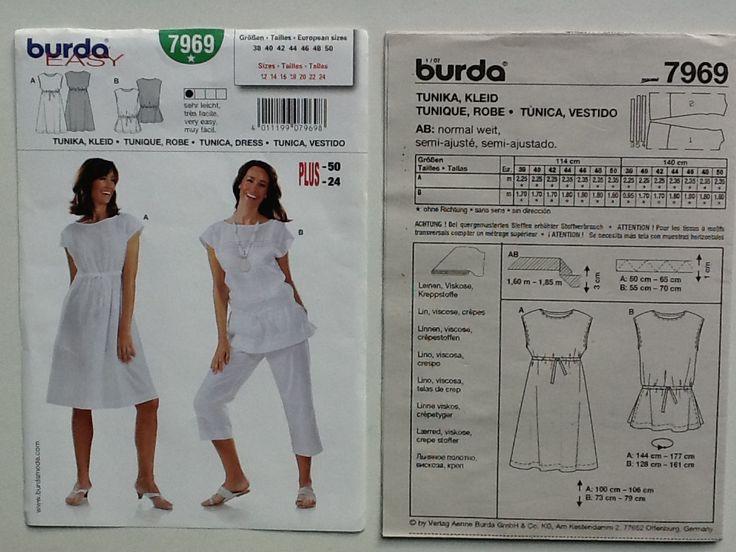 BURDA 7969