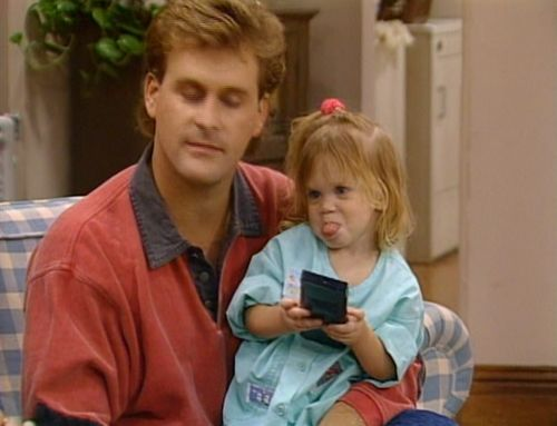Full House Reviewed Season 3 Episode 13 - Home Designs