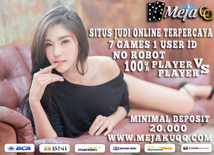Mari bergabung sekarang juga di MejakuQQ kemenangan menantimu www.MejakuQQ.com