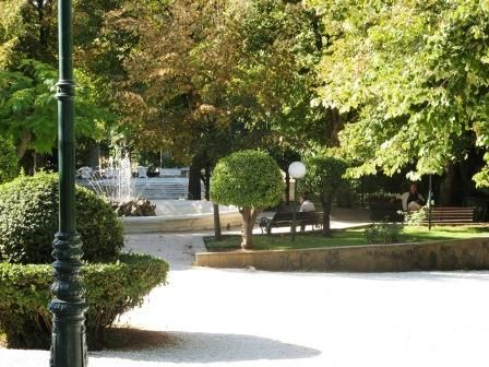 Athens Greece - Kifissia Park like Central Park