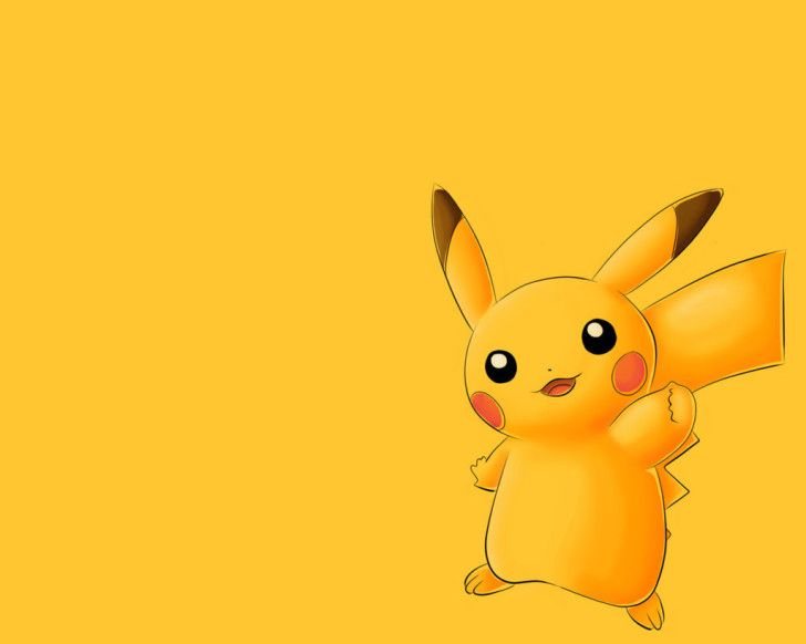 Pokemon Pikachu Cute Wallpaper HD 4501 Wallpaper