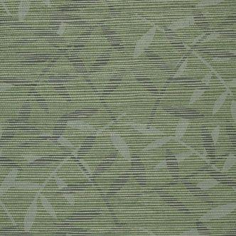 Gyönyörű zöld színű szizál tapéta levélmintákkal!  http://www.locatelli-hungaria.hu/termekeink/pagoda/gpw-pgs-038/