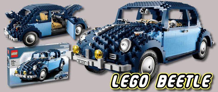 lego vw beetle caro echeverr a i want this forrest. Black Bedroom Furniture Sets. Home Design Ideas