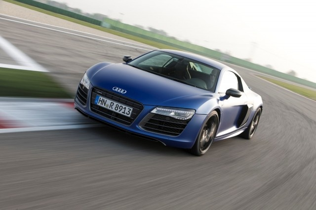 2014 Audi R8: Pricing Edges Up, Dual-Clutch Gearbox On Offer