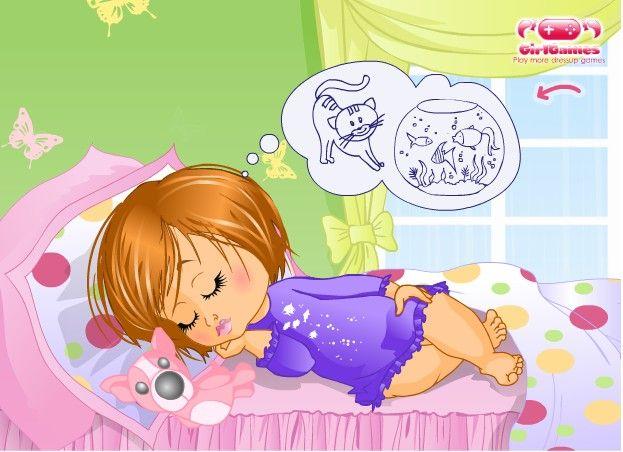Niñas Durmiendo Animadas - Buscar Con Google
