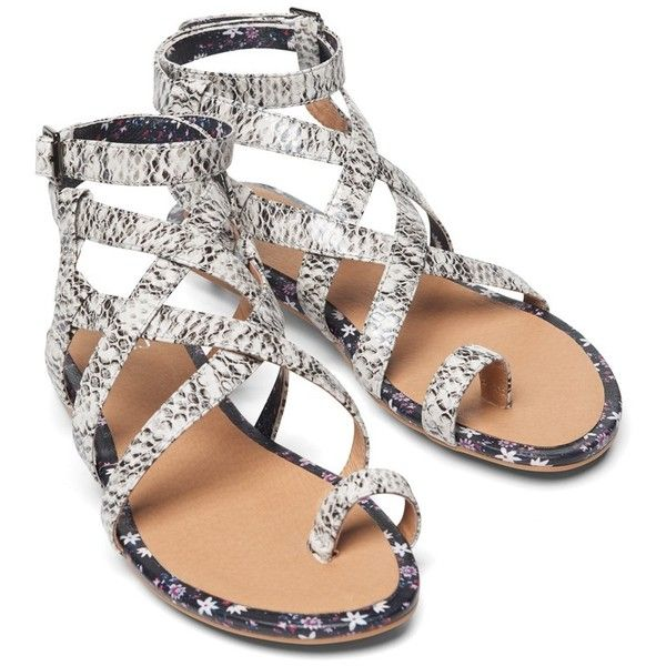 Athena Sandal Cabi Spring 2017 Collection Liked On