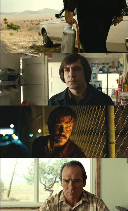 No Country for Old Men (film and novel): quiz, discussion Qs, and AP® Question; an excerpt from the screenplay with discussion questions; passages from the book are discussed too. Textual analysis questions - this unit compliments my other TpT unit on the novel $ (image from: http://moviesinframes.tumblr.com/tagged/No%20country%20for%20old%20men)