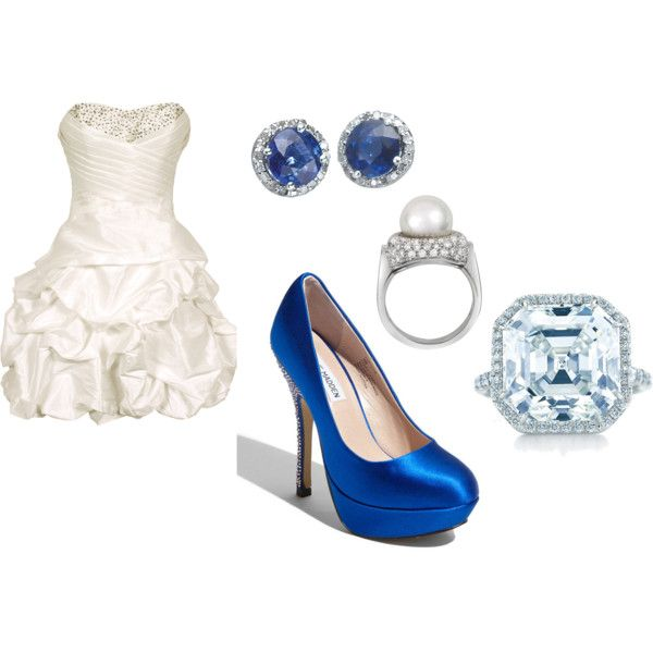 Perfect outfit for my wedding reception... one day! <3