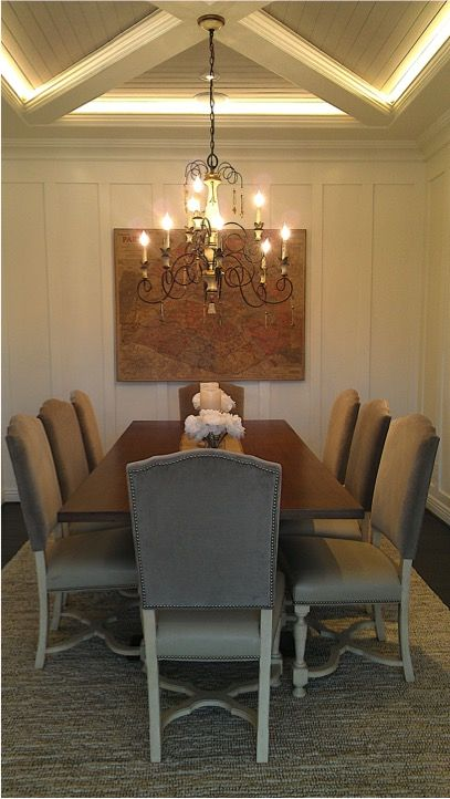23 best images about dining room decor ideas on pinterest for Diy dining room decorating ideas
