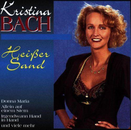 Kristina Bach - Heißer Sand (CD) at Discogs 1994