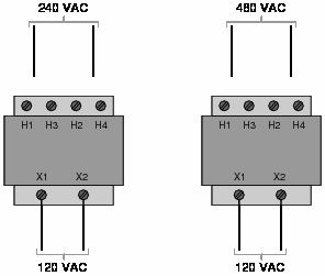 Step-up, Step-down, and Isolation Transformers | AC Electric Circuits Worksheets