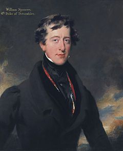 William Spencer Cavendish, 6th Duke of Devonshire, by Thomas Lawrence.jpg