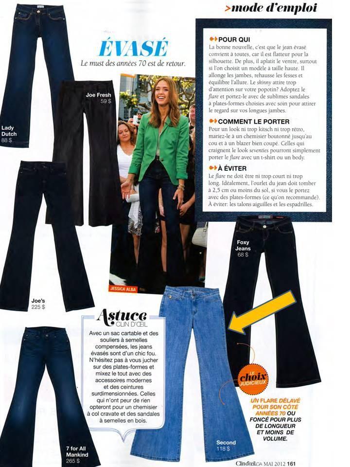 Un jean ou des jeans