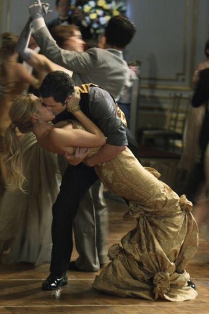 The Kingdom was known for the festivals it put on during the Fall. Edmund always managed to get at least one dance with Lady Anna.