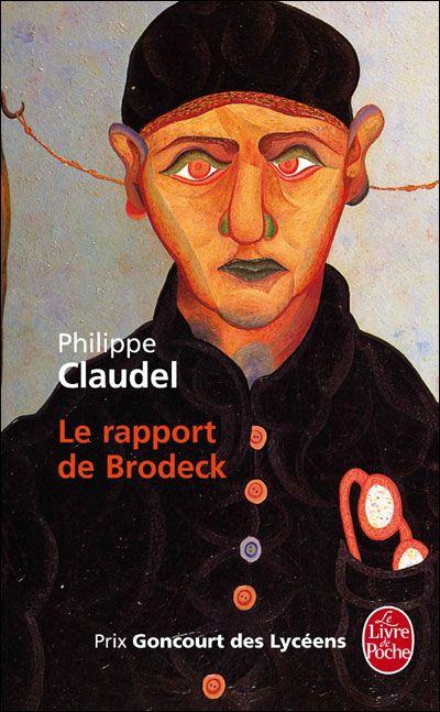 Le Rapport de Brodeck Book by Philippe Claudel