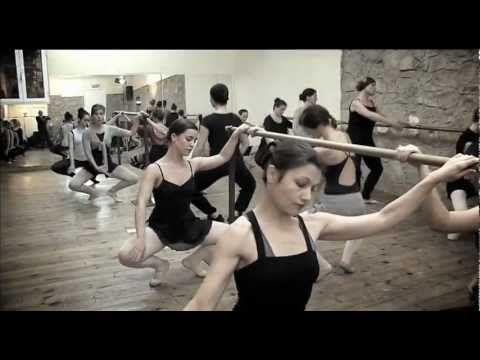 Curso de verano 2013: Iniciación al ballet para adultos en Barcelona
