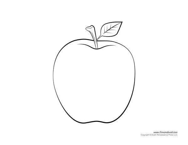 apple template apple crafts apples templates forward apple craft find