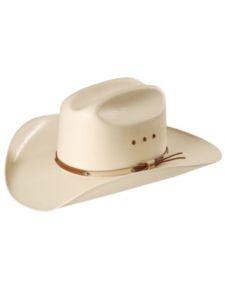 Stetson 10X Grant Straw Cowboy Hat