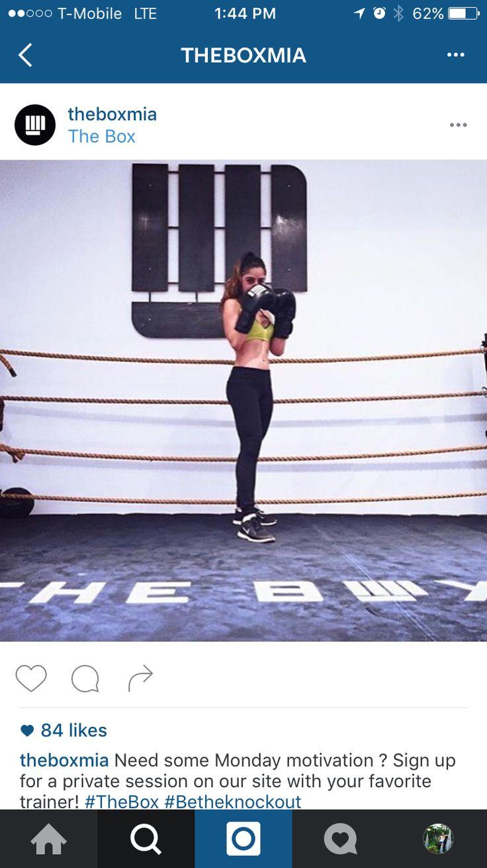 Pin na boks, kickboxing