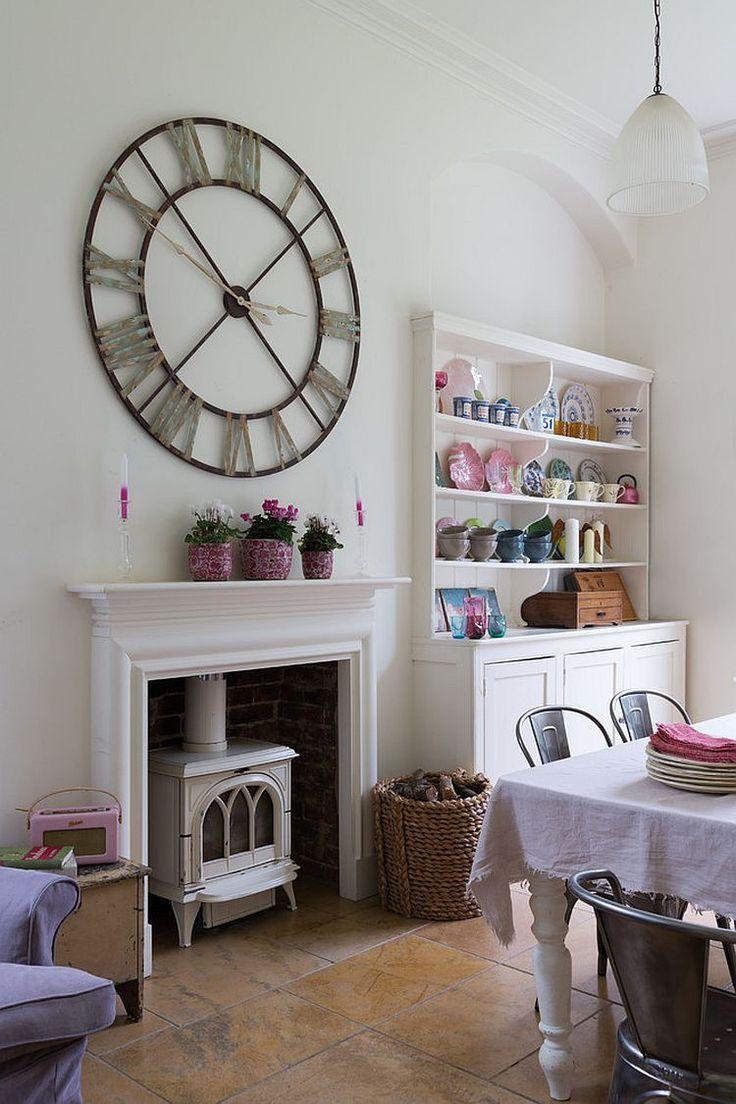 Beautiful Rustic Chic Dining Room Ideas