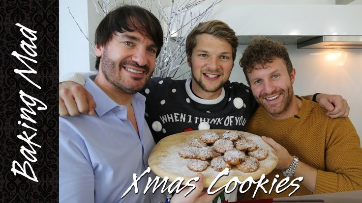 Christmas Cookies featuring the Lean Machines!