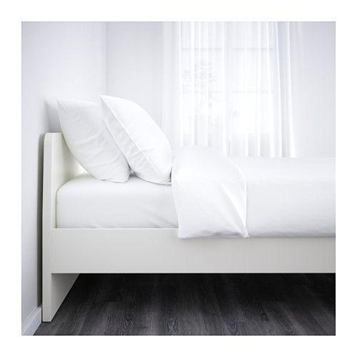 ASKVOLL Bed frame - Queen, Luröy - IKEA