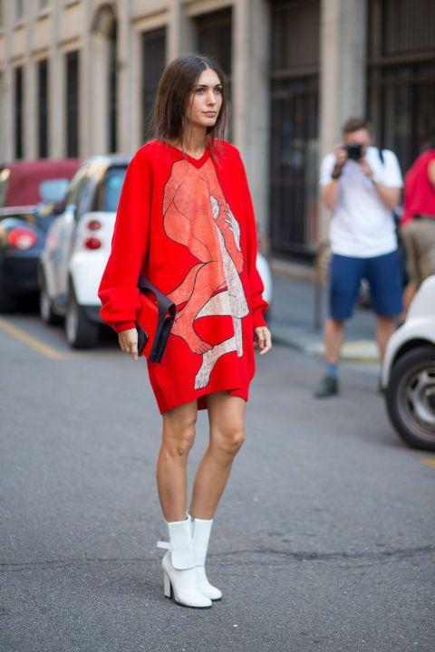 Milan Fashion Week Street Style Spring 2016