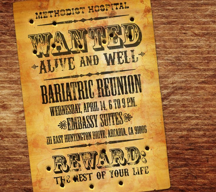 Country Western Party Theme Ideas | Bariatric Reunion Invitation – Western Theme