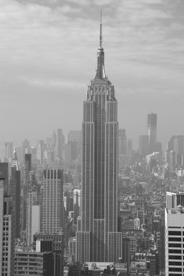 Empire State Center with Skyline