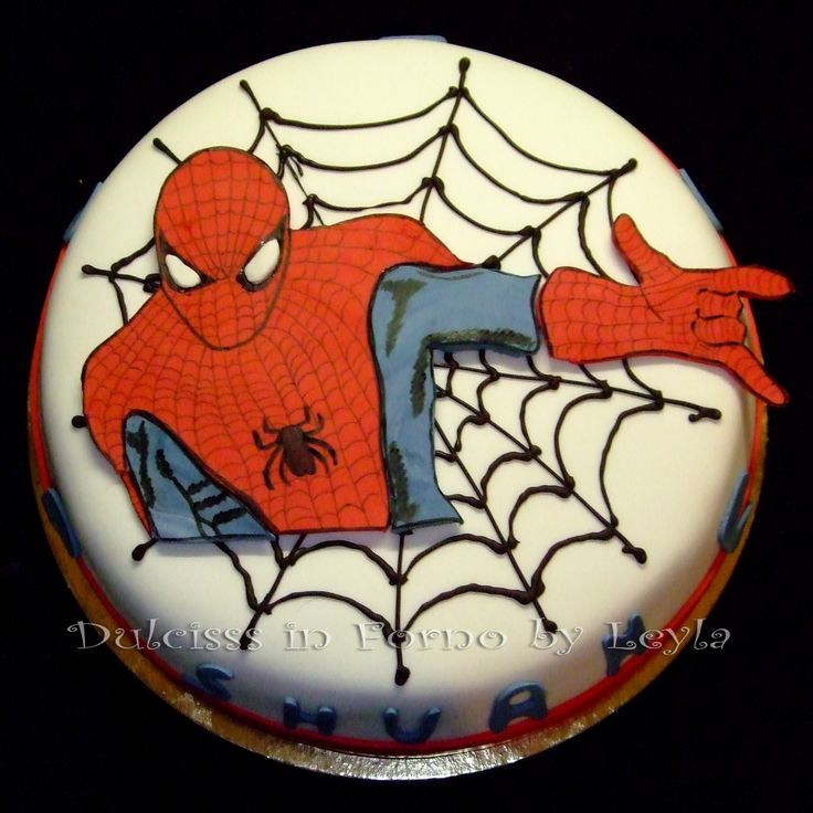 Oltre 25 fantastiche idee su torta uomo su pinterest for Decorazione torte spiderman